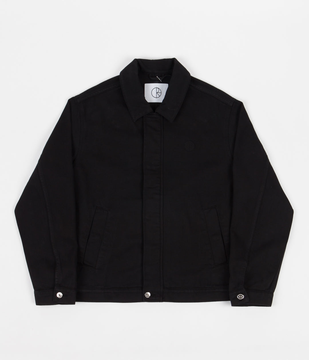 Polar Herrington Jacket - Black
