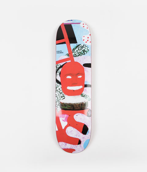 Polar Hjalte Halberg Broken Ladder Deck - 8.25""