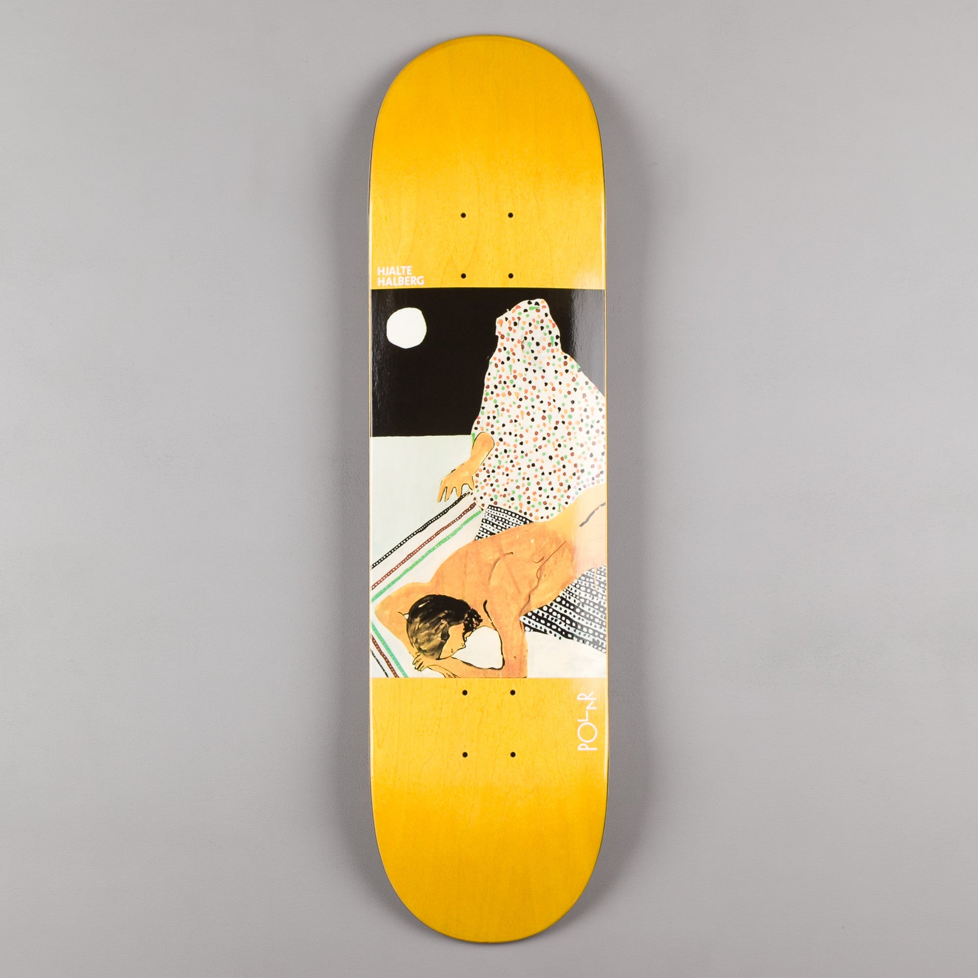 Polar Hjalte Halberg Night Witch Deck - 8.25""