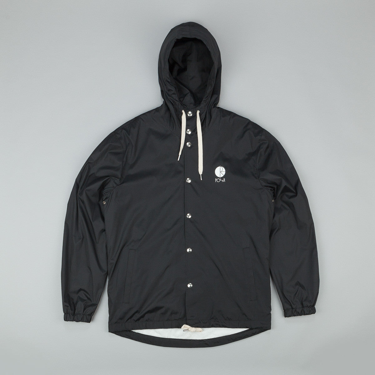 Polar Hooded Coach Jacket