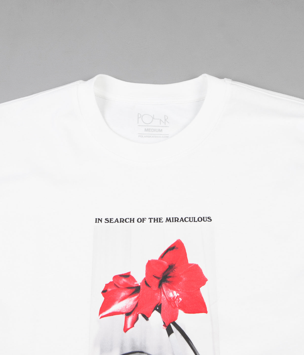 Polar In Search of the Miraculous T-Shirt - White