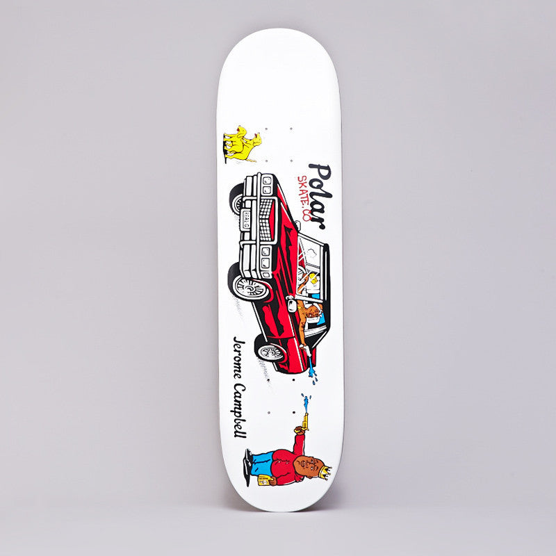 Polar JC Biggie & Pac Deck 8.0""