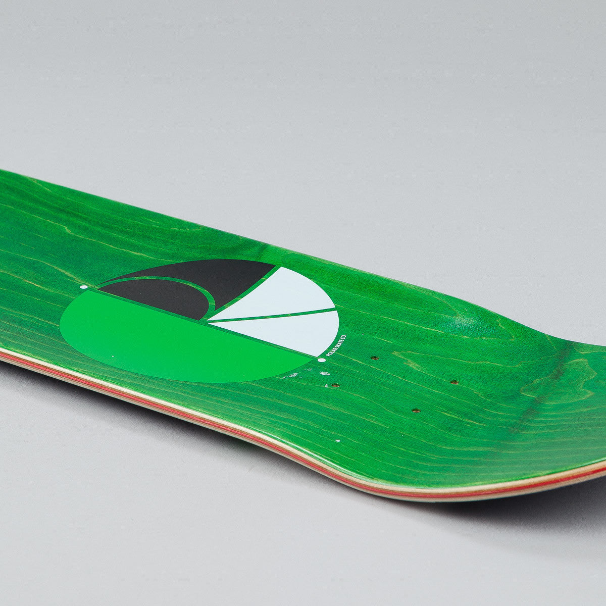 Polar JC BS Noseblunt Deck - Navy 8.125""