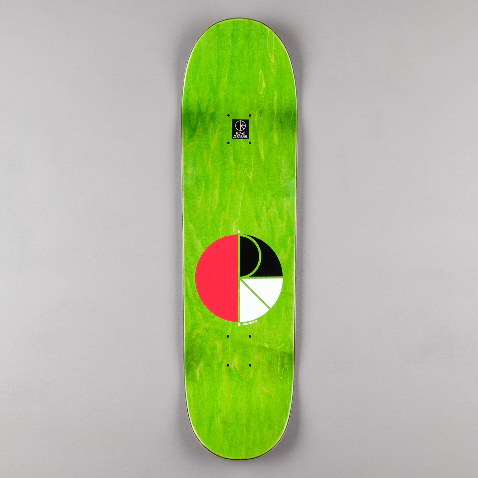Polar Kevin Rodrigues Creepy Hand P4 Shape Deck - 8.75""