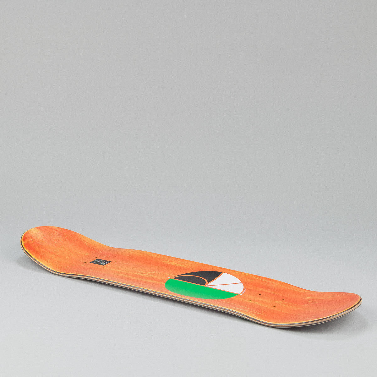 "Polar KR Invert Deck - 8"" White"