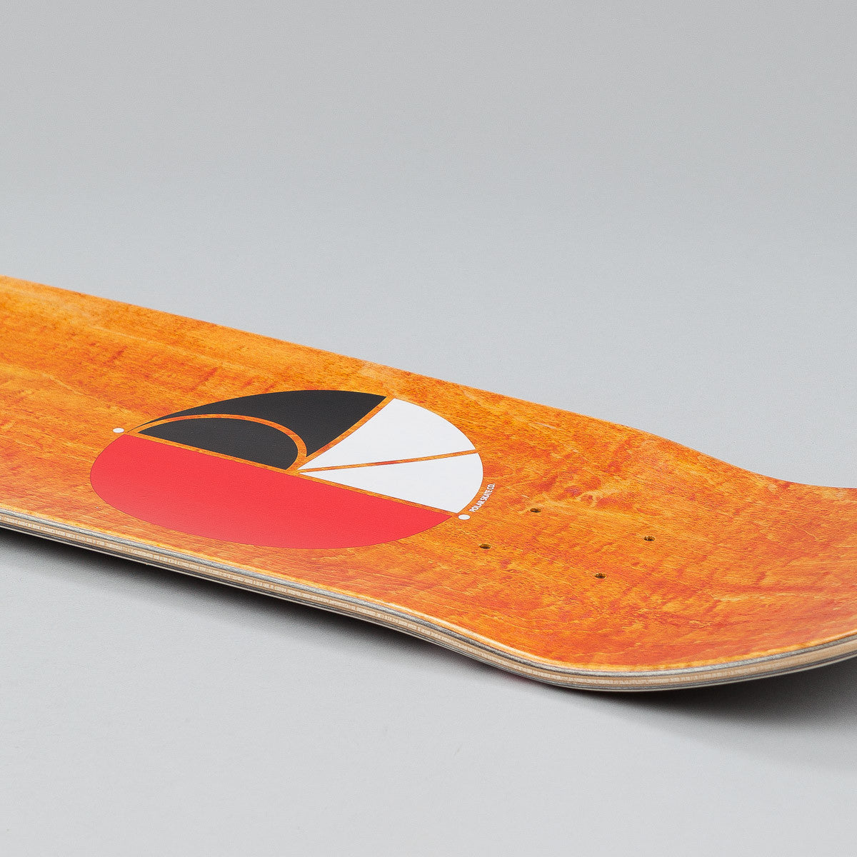 Polar KR Invert KEV1 Shape Deck - Black