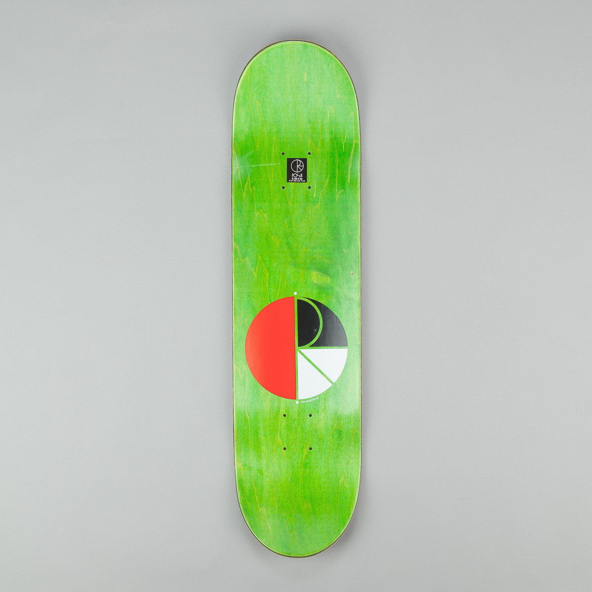 Polar KZ Photo Booth Deck - White 8.125""