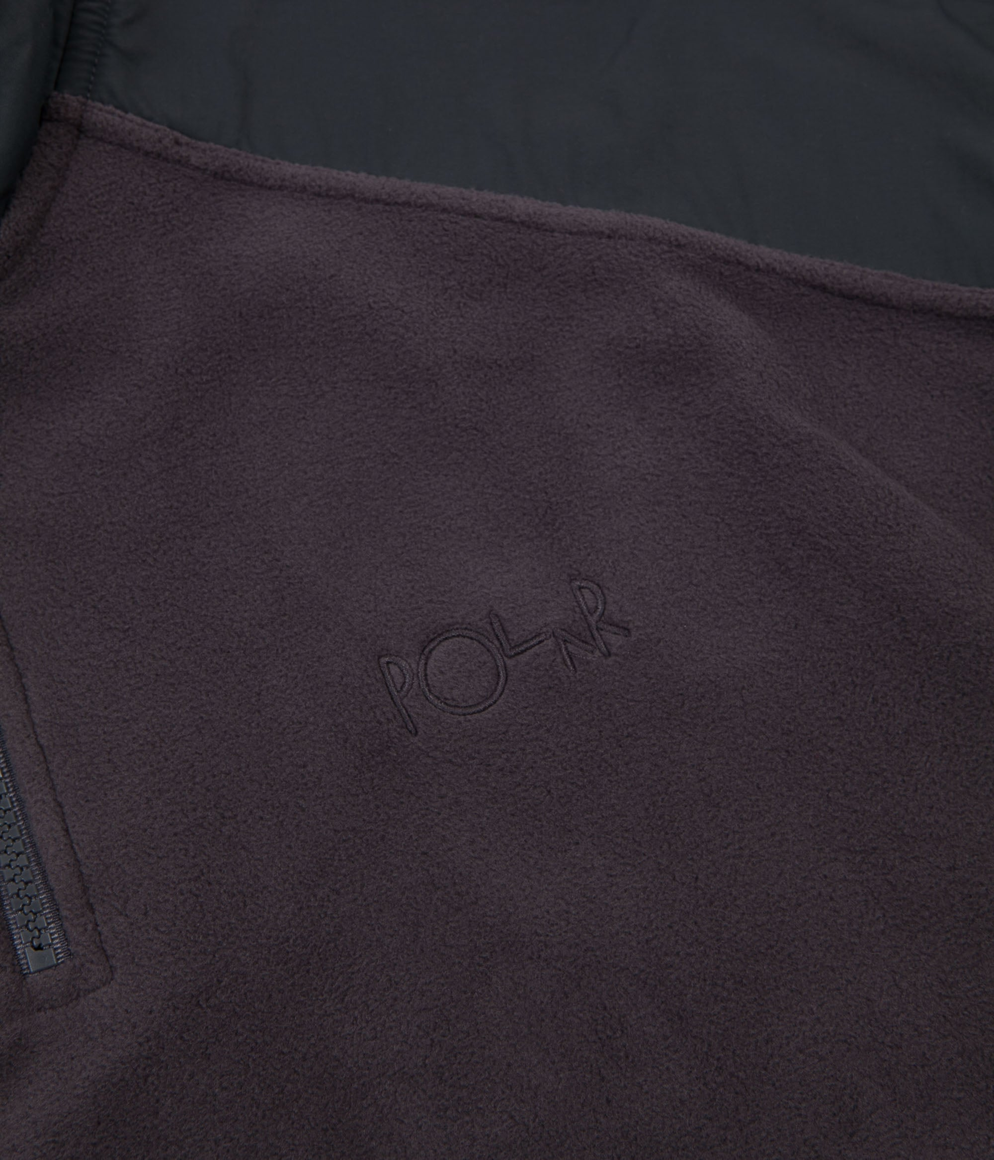 Polar Lightweight 1/4 Zip Sweatshirt - Graphite