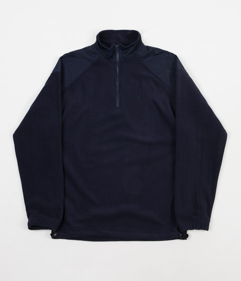 Polar Lightweight 1/4 Zip Sweatshirt - Navy
