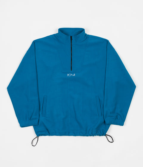 Polar Lightweight Fleece Pullover 2.0 Jacket - Mykonos Blue