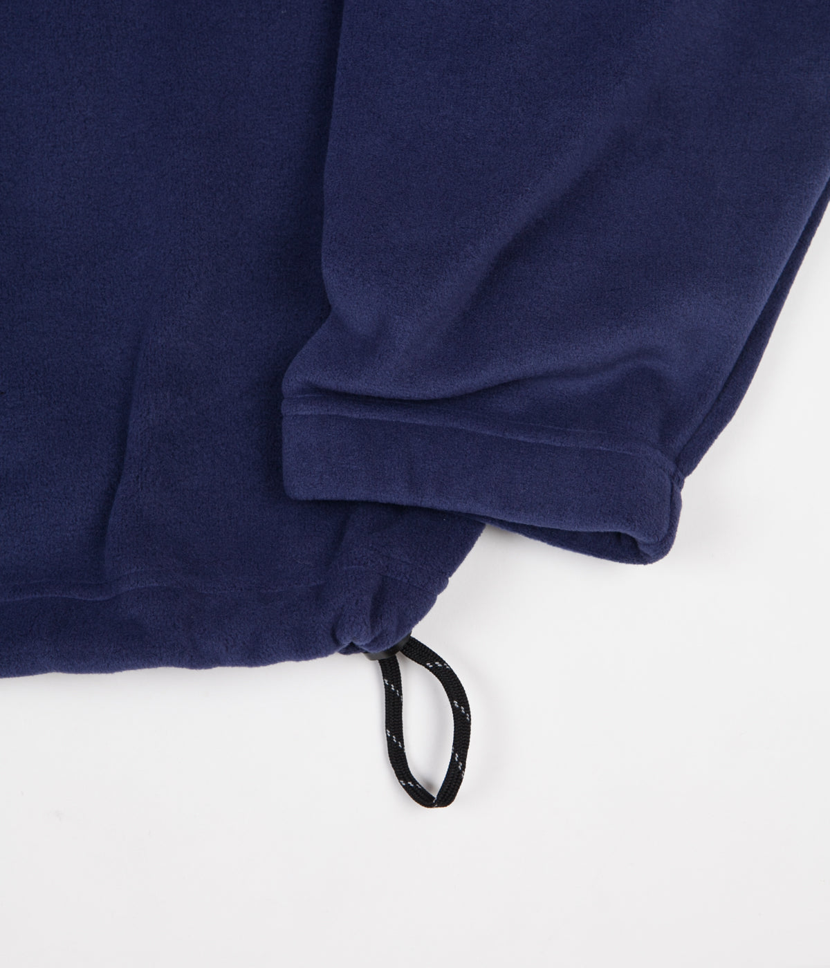 Polar Lightweight Fleece Pullover Jacket - Navy