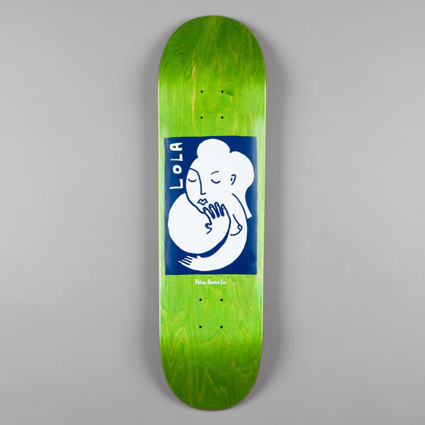 Polar Lola P4 Shape Deck - 8.75""