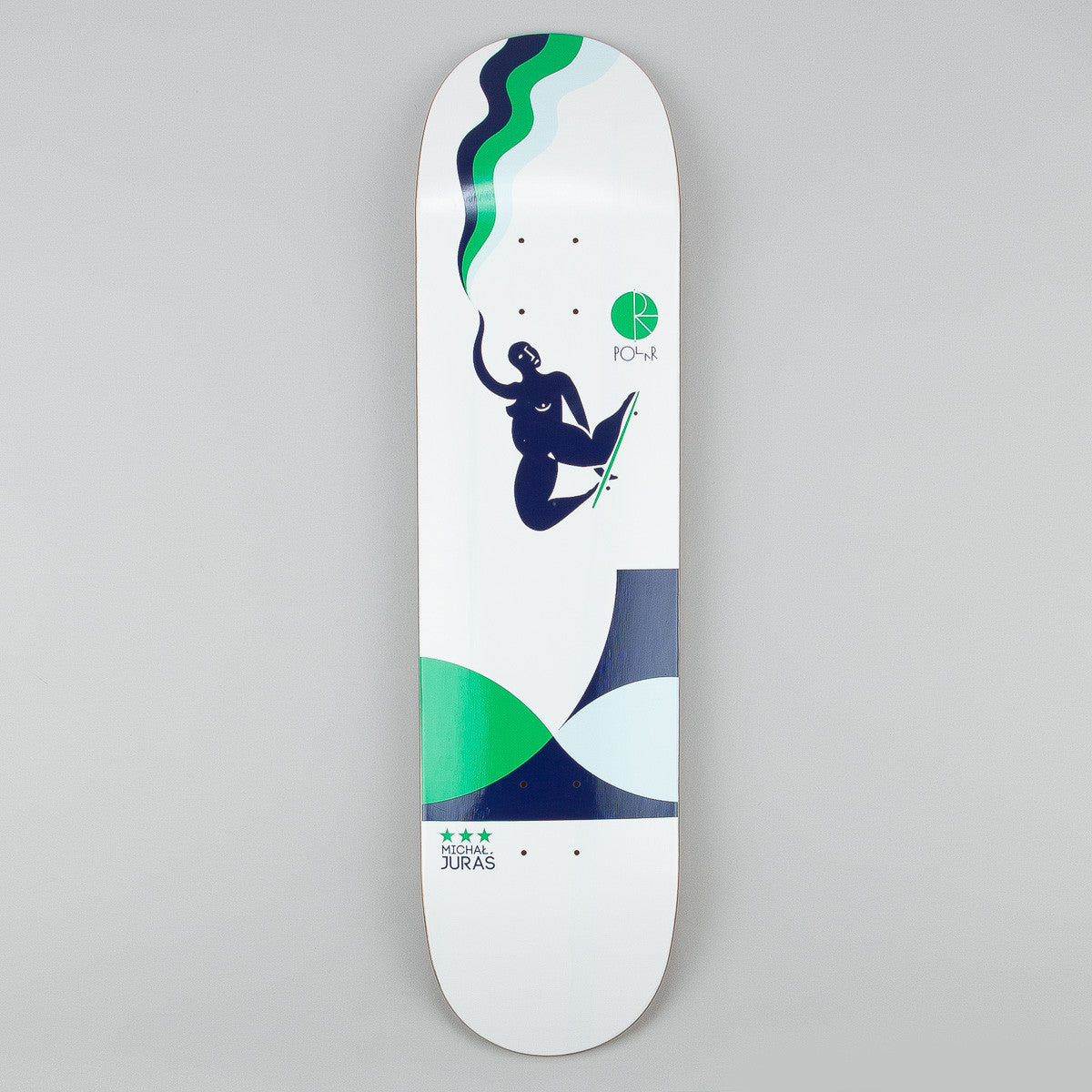 Polar MJ Stalefish Deck