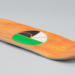 "Polar MJ Stalefish Deck - 8"" White"