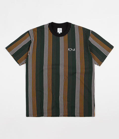 Polar Multi Colour T-Shirt - Black / Multi