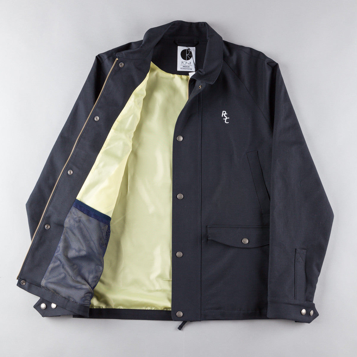 Polar Nautical Jacket - Navy