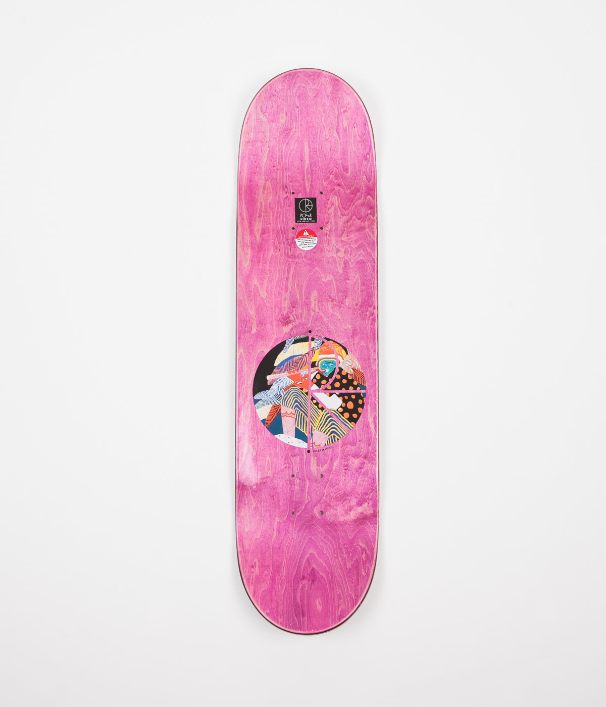 Polar Nick Boserio Midnight Jam Deck - 8.125""