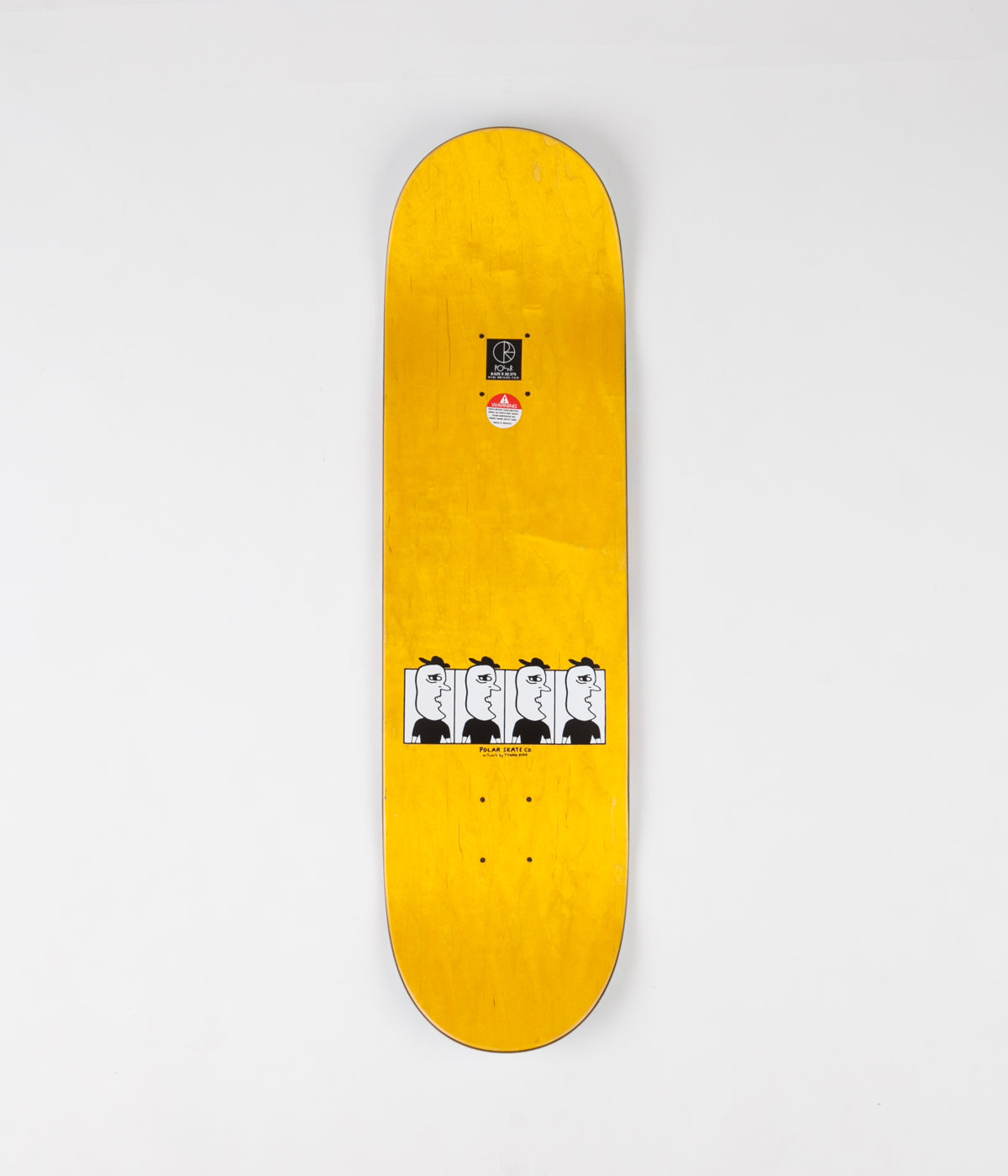 Polar Nick Boserio The Artist Deck - 8.625""