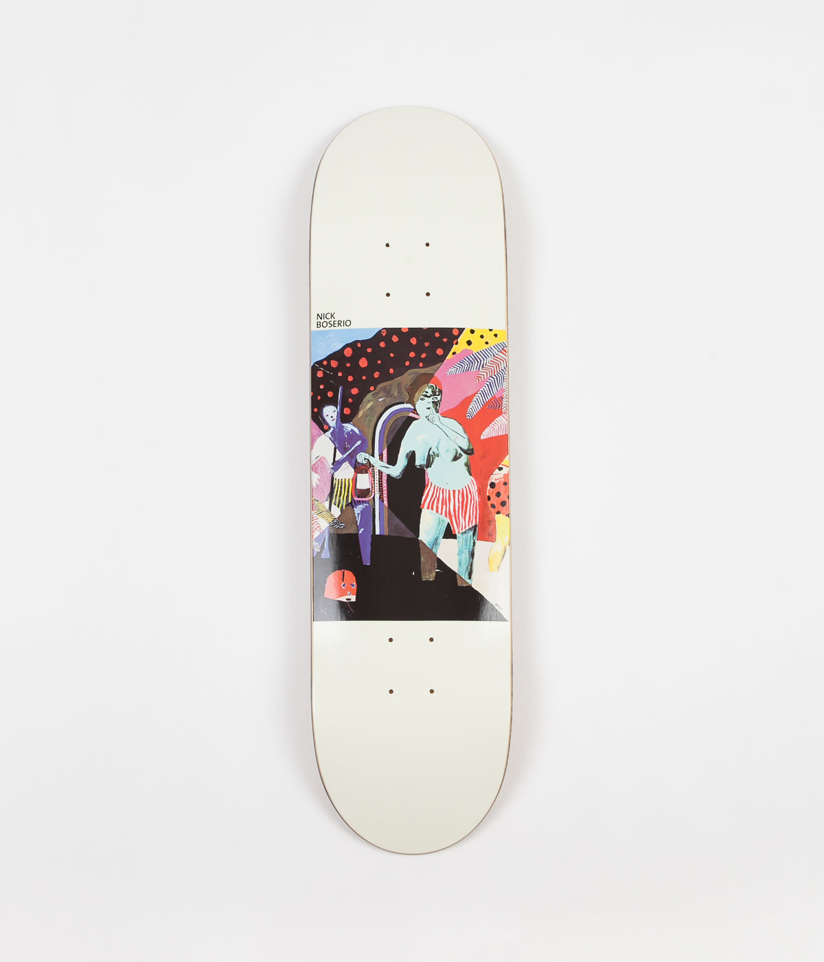 Polar Nick Boserio What We do Is Secret Deck - 8.125""