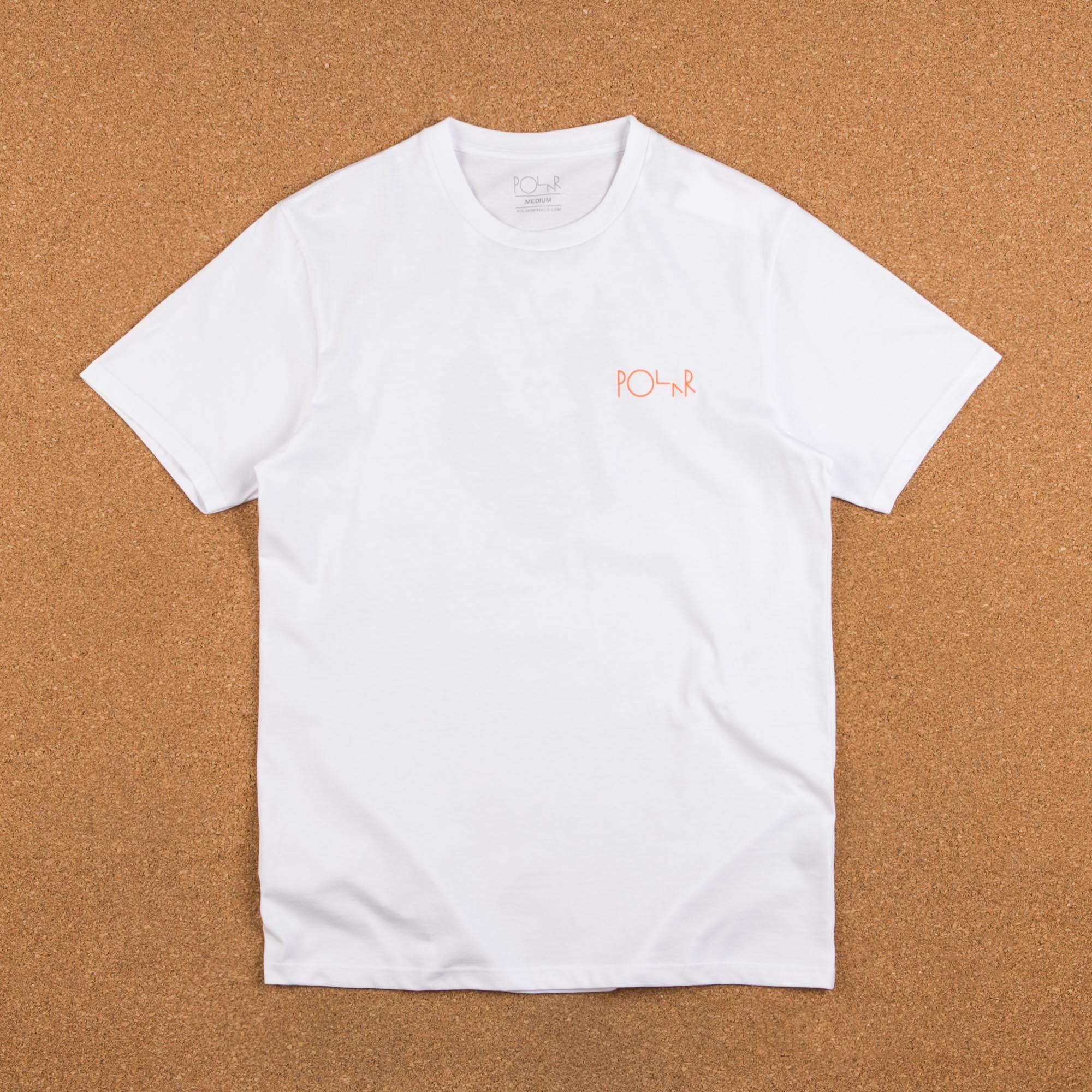 Polar Nick T-Shirt - White