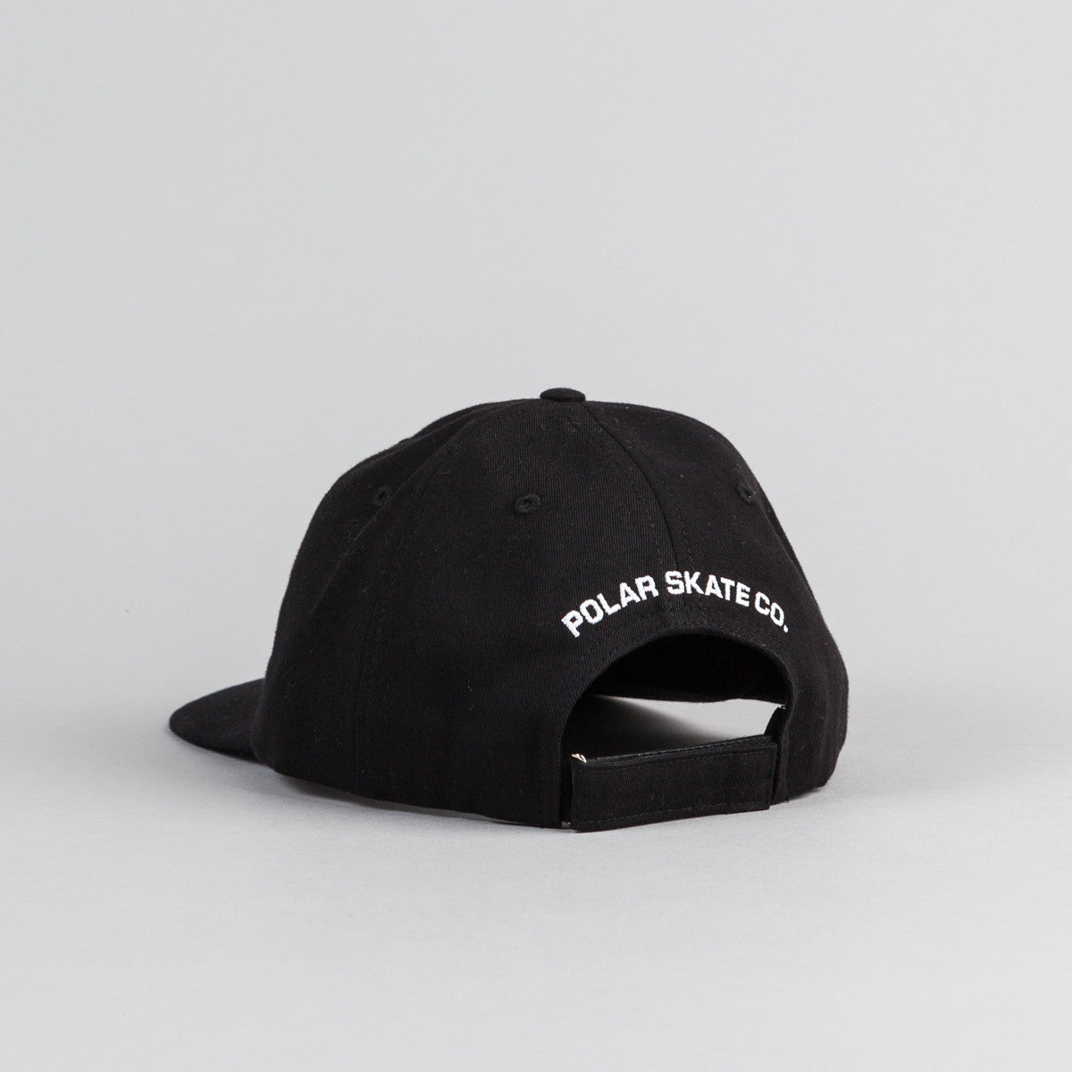 Polar No Comply Cap - Black