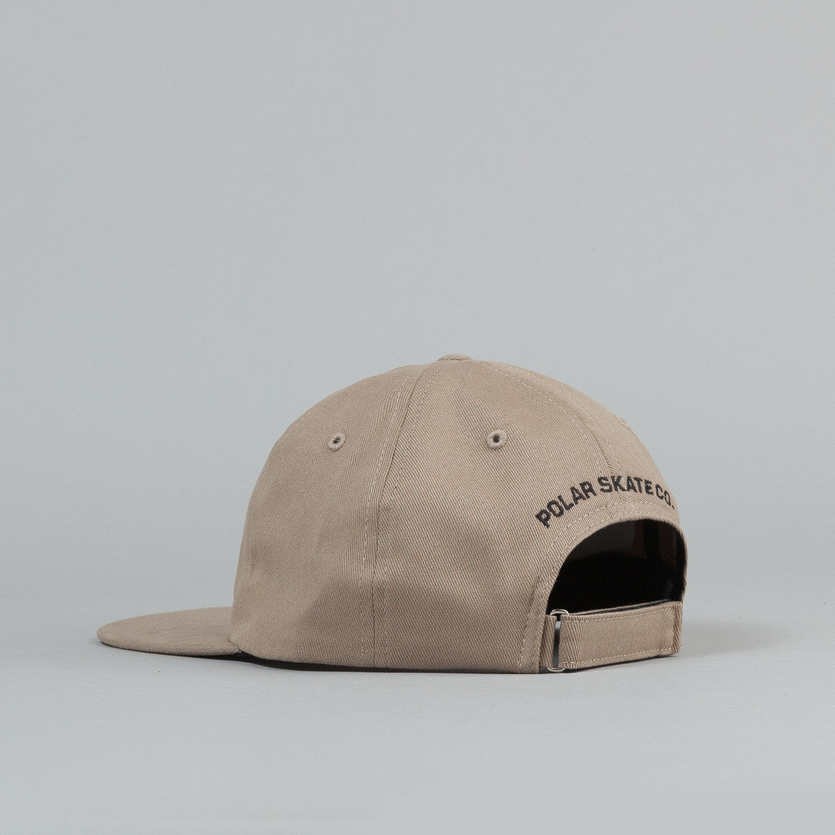 Polar No Comply Cap - Khaki / Black