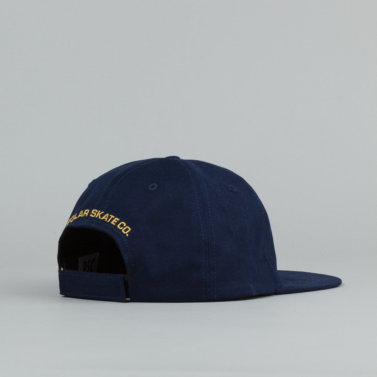 Polar No Comply Cap - Navy / Yellow