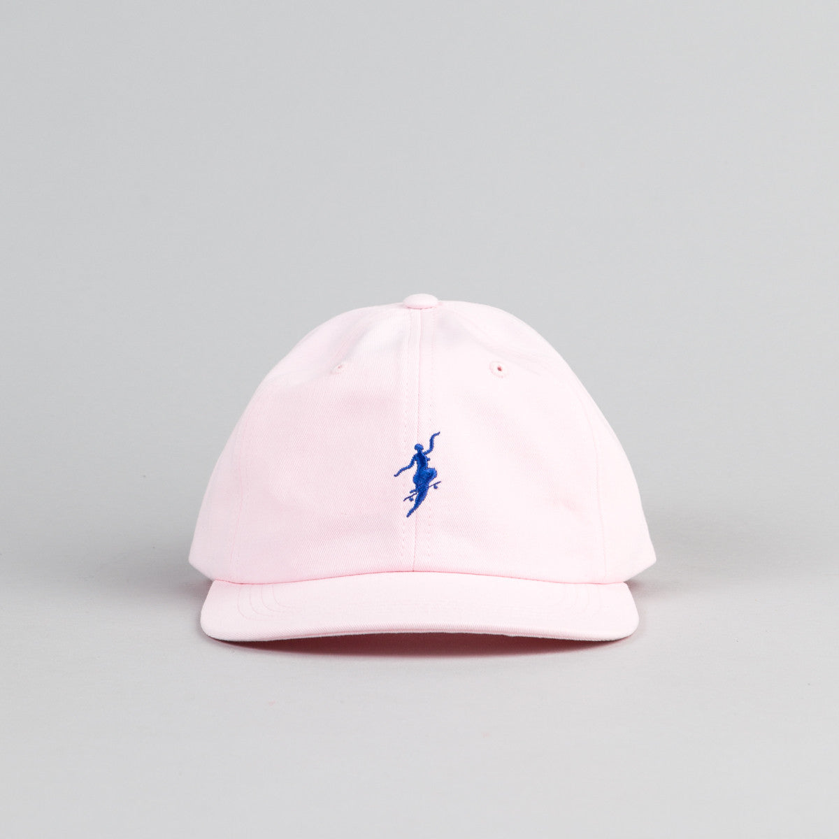 Polar No Comply Cap - Pastel Pink