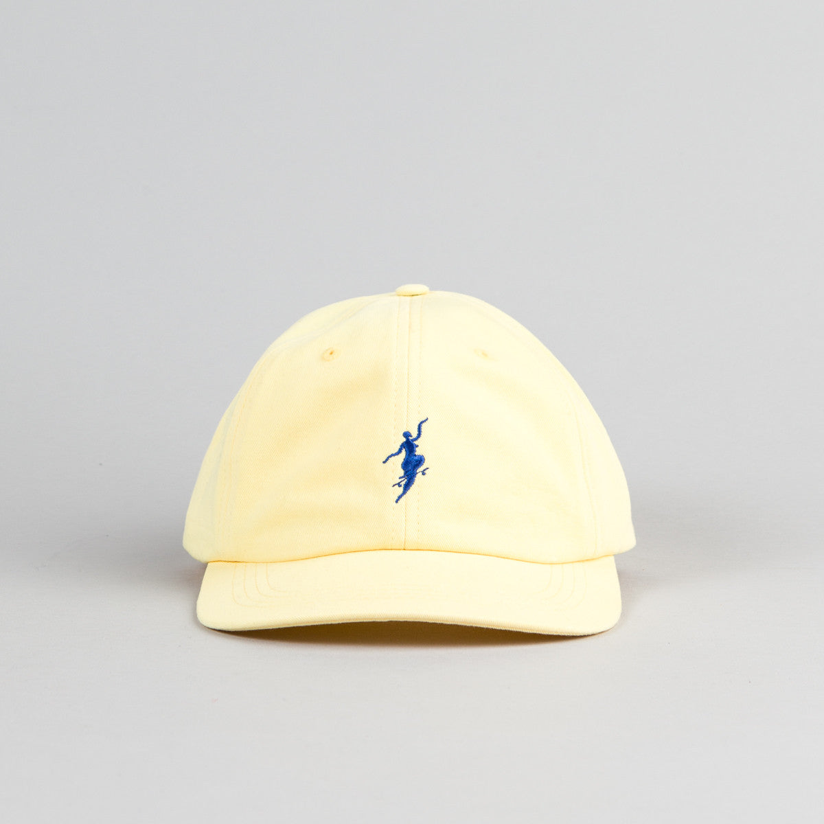 Polar No Comply Cap - Pastel Yellow