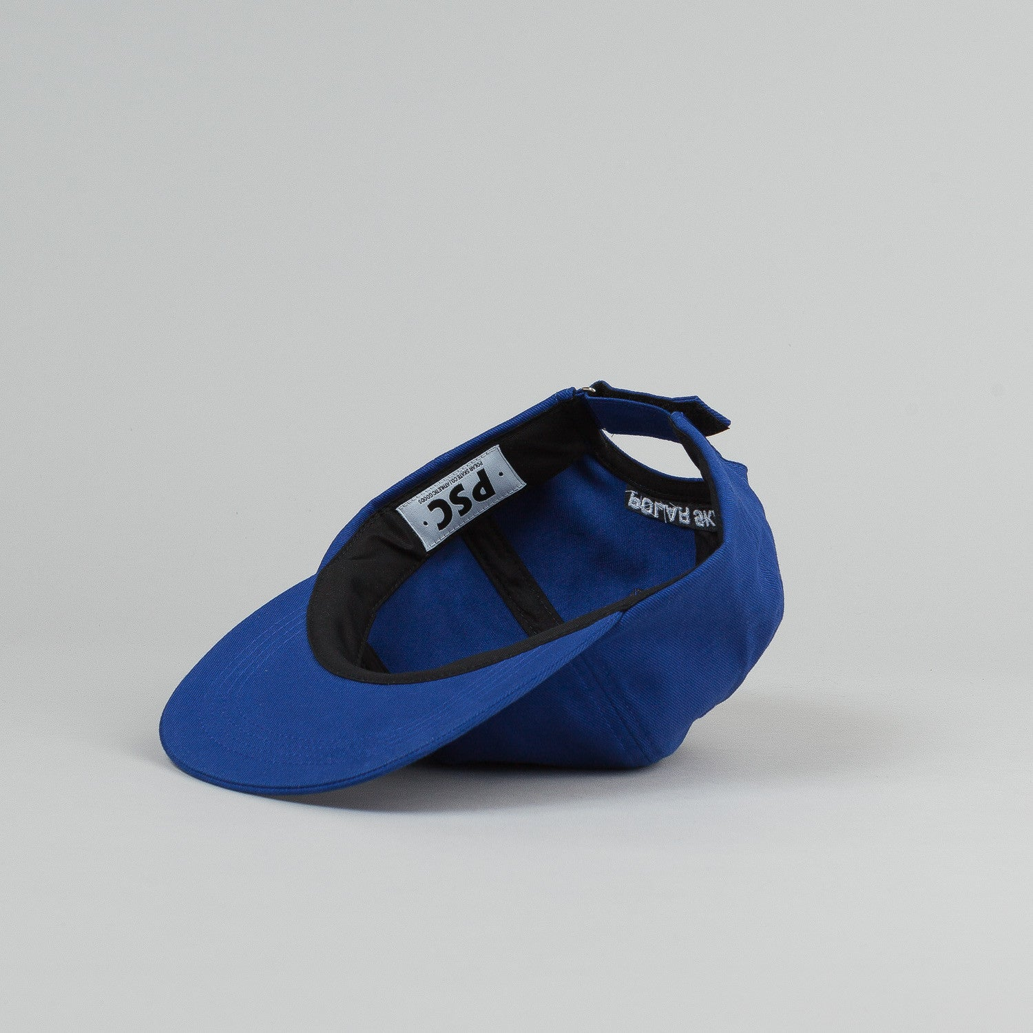 Polar No Comply Cap - Royal Blue