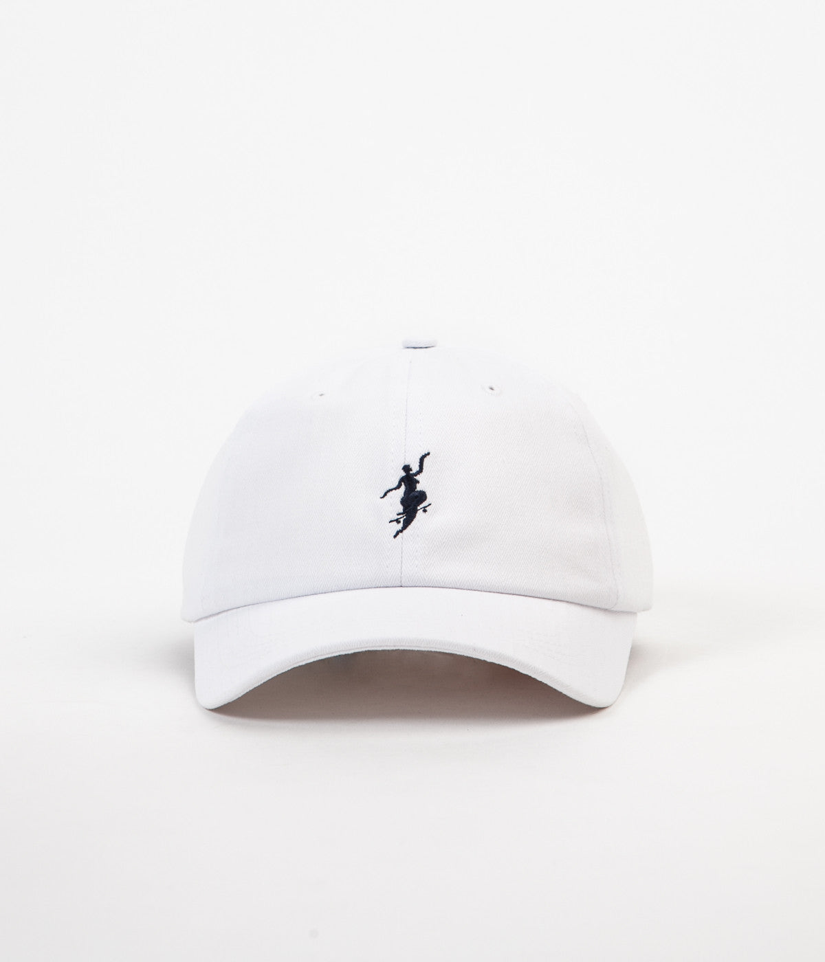 Polar No Comply Cap - White