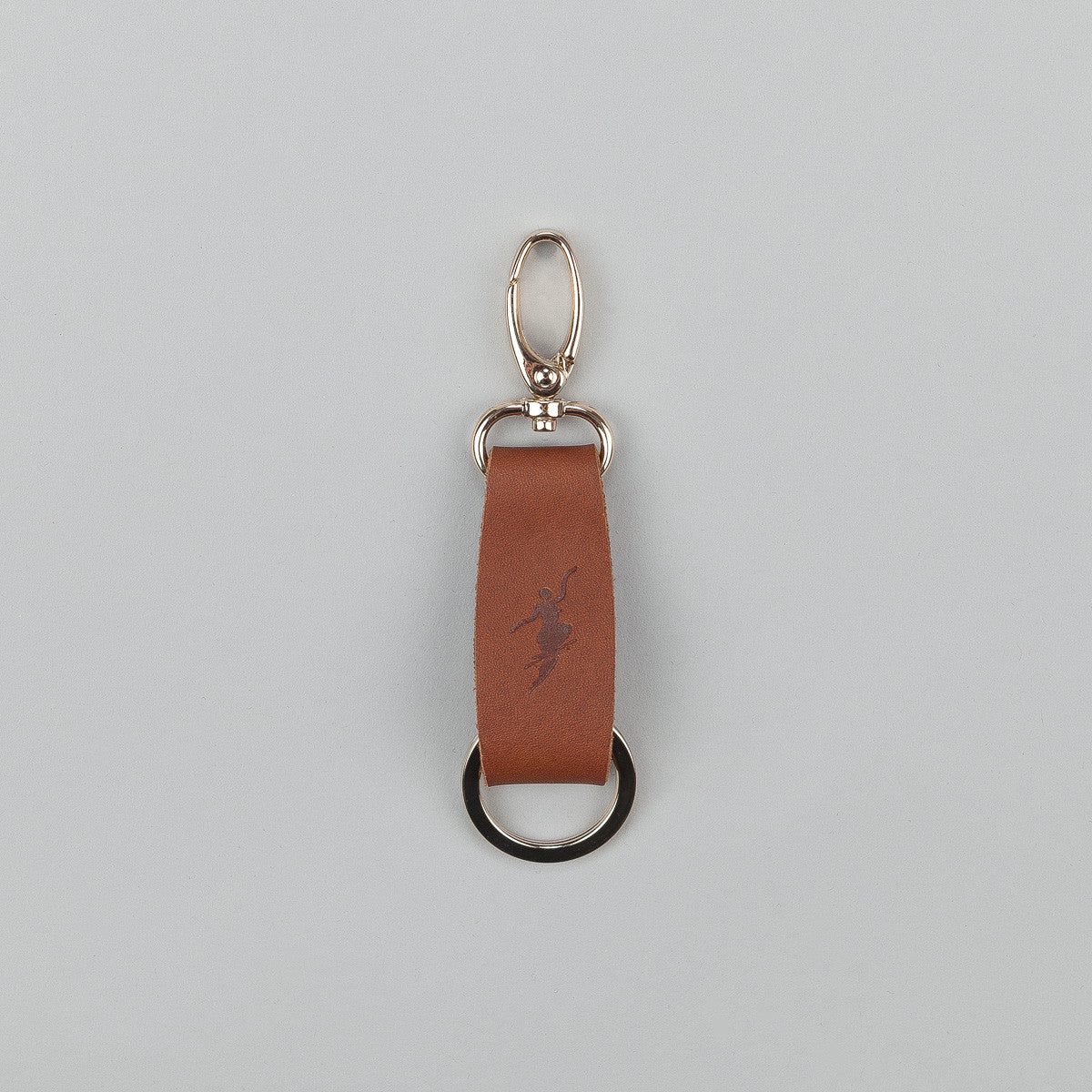 Polar No Comply Key Chain
