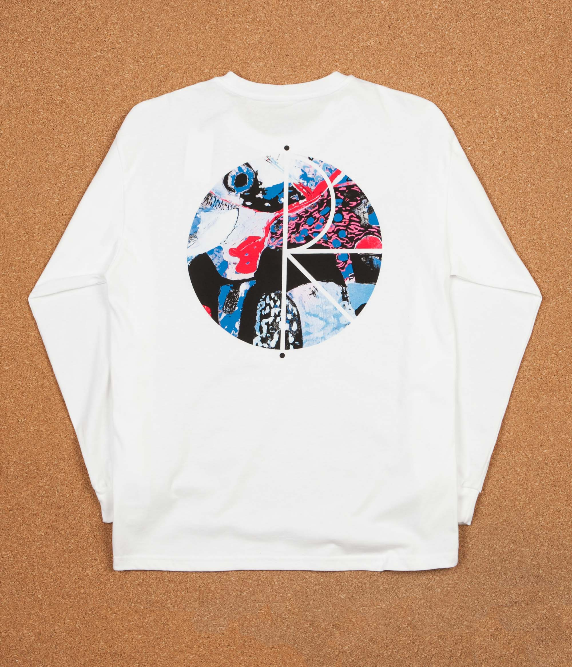 Image result for polar orchid fill logo LONG SLEEVE TEE