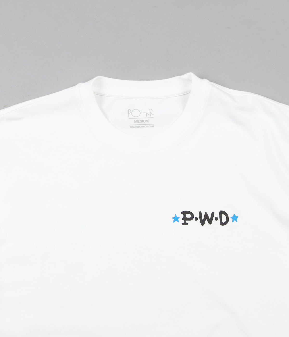 Polar P.W.D T-Shirt - White