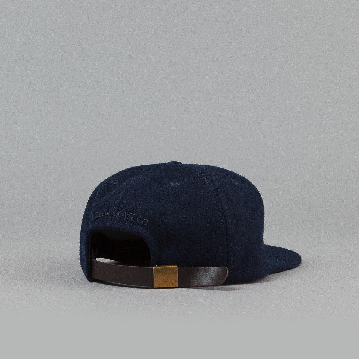 Polar P Wool Cap - Navy / Green
