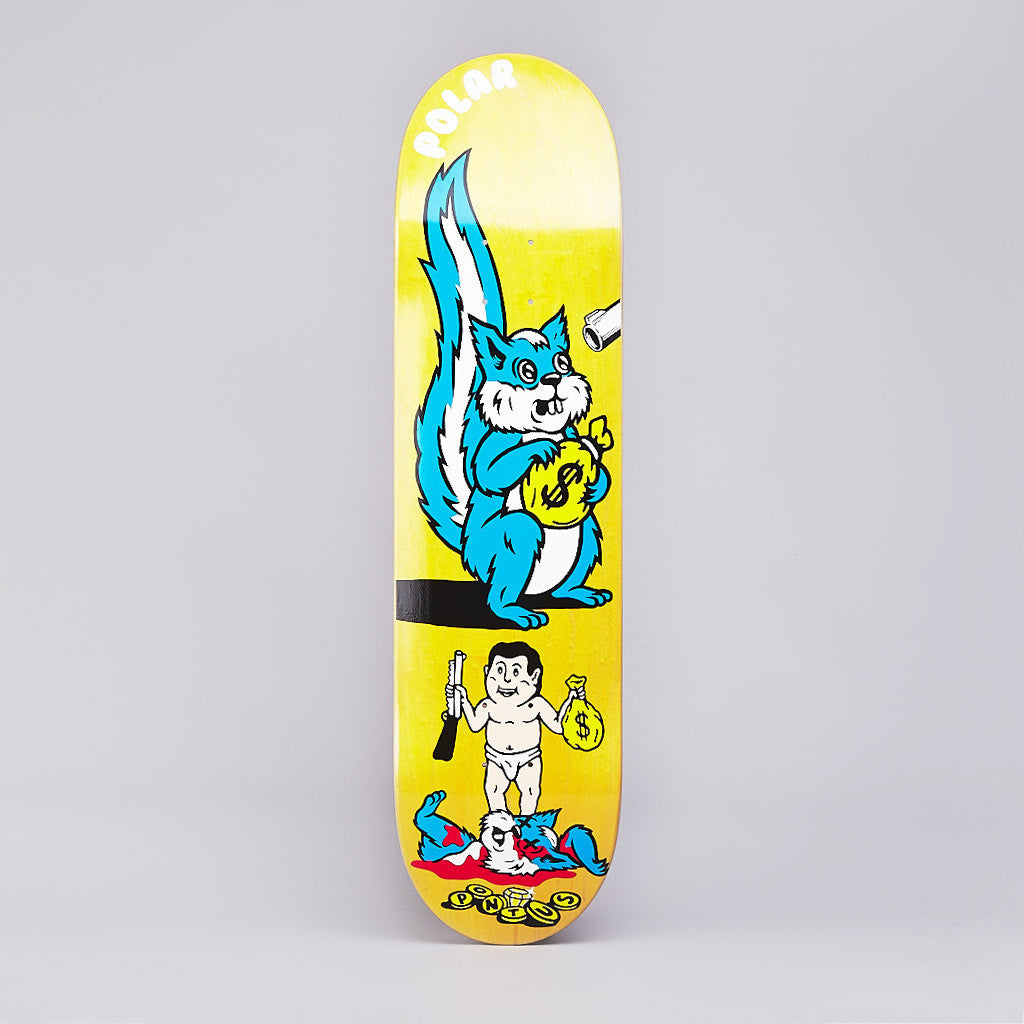 Polar Pontus Alv Thief Deck 8.125""