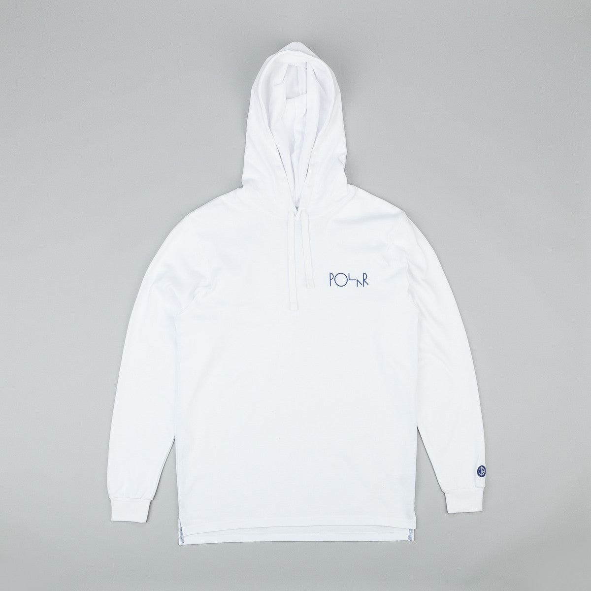 Polar Patch Hooded Sweatshirt