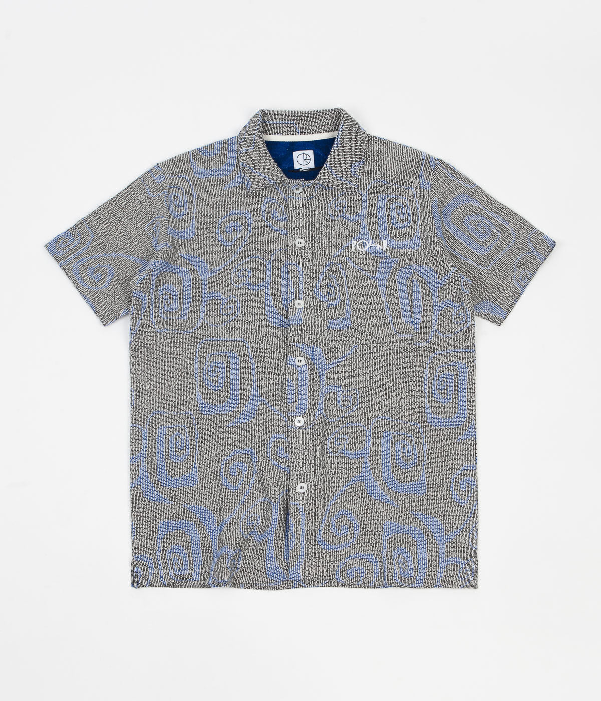 Polar Patterned Shirt - Black