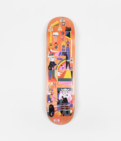 Polar Paul Grund Frequency Deck - 8""