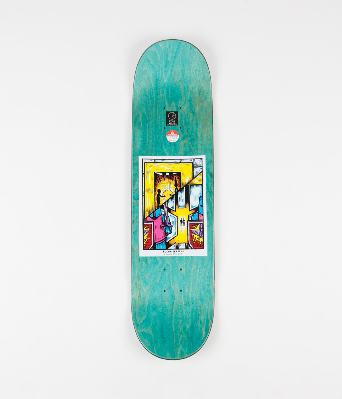 Polar Paul Grund The Creators Deck - 8.375""
