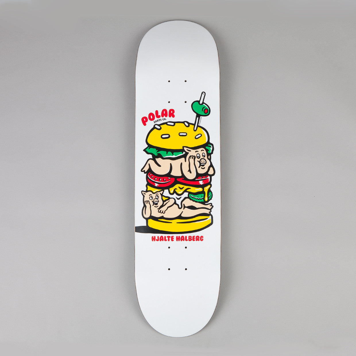 Polar HH Pig Mac deck 8.50""