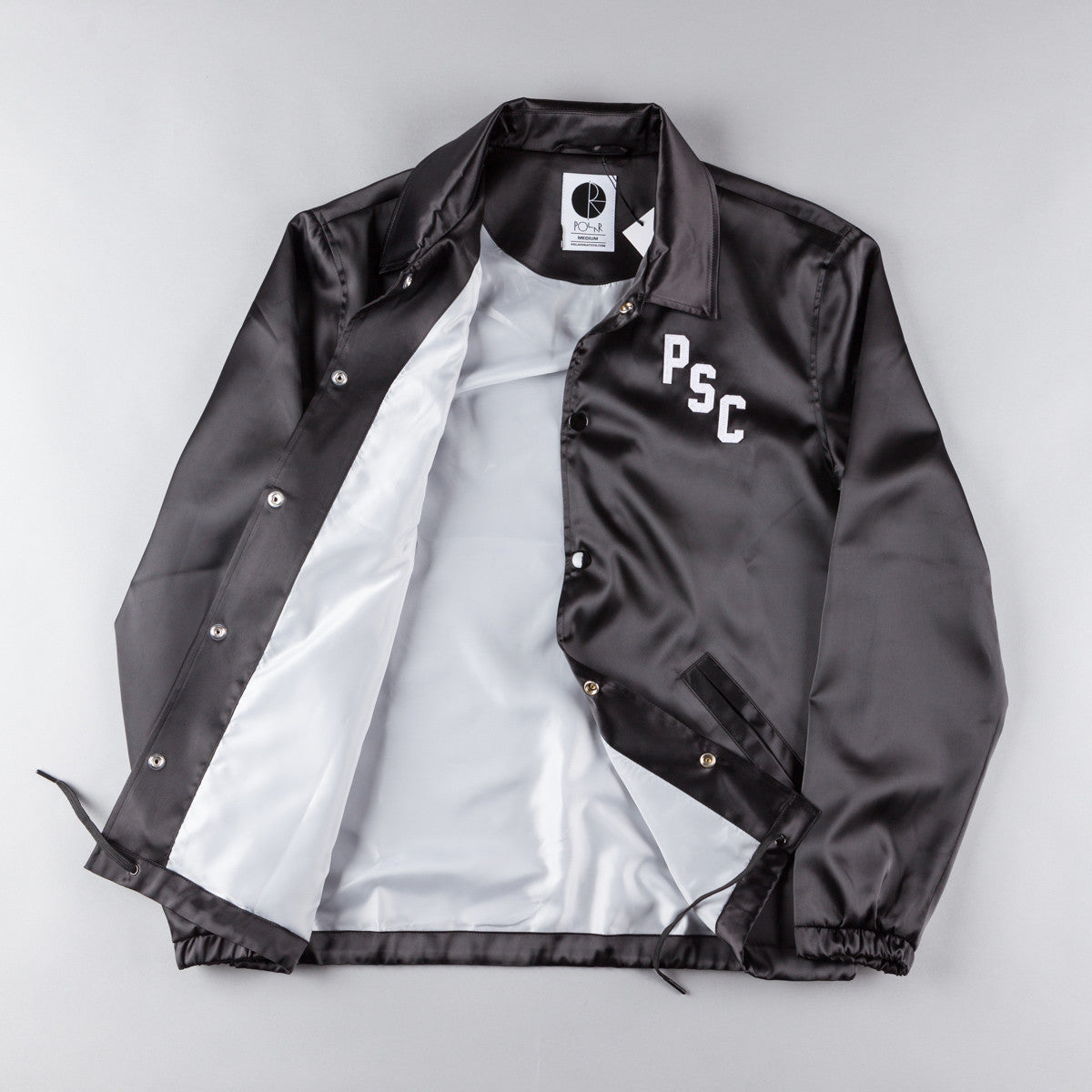 Polar Polar Skate Club Jacket - Black