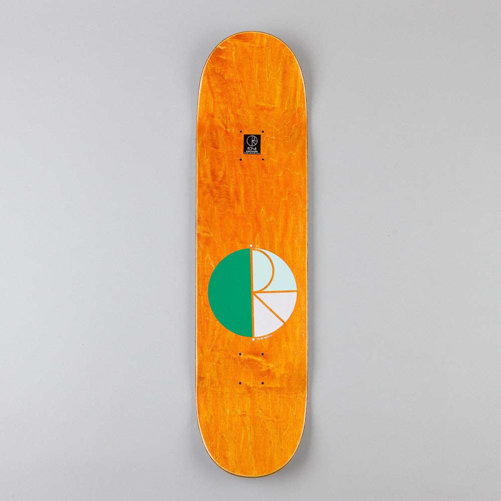 Polar Pontus Alv No Comply Deck Green 8.25""