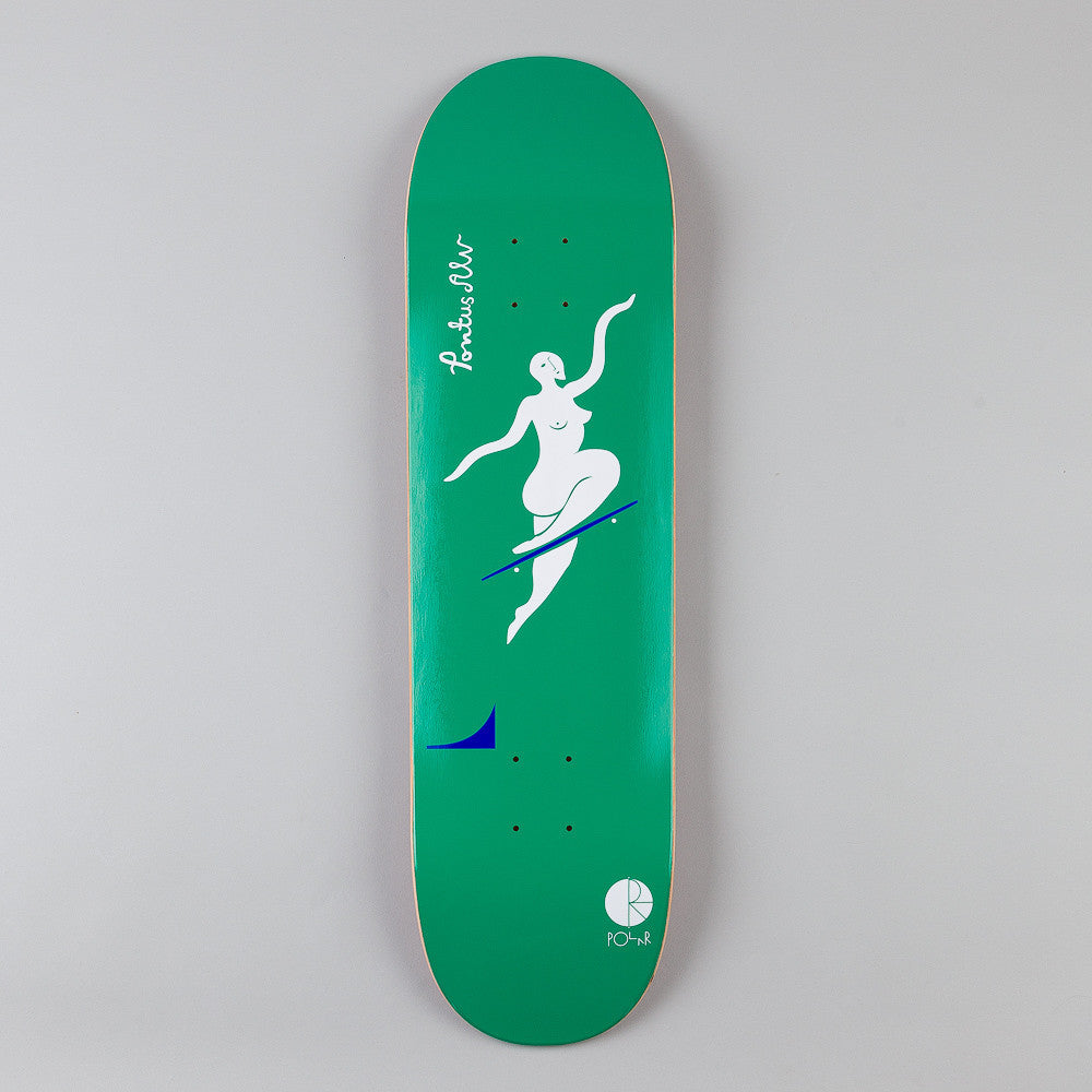 Polar Pontus Alv No Comply Deck Green P4