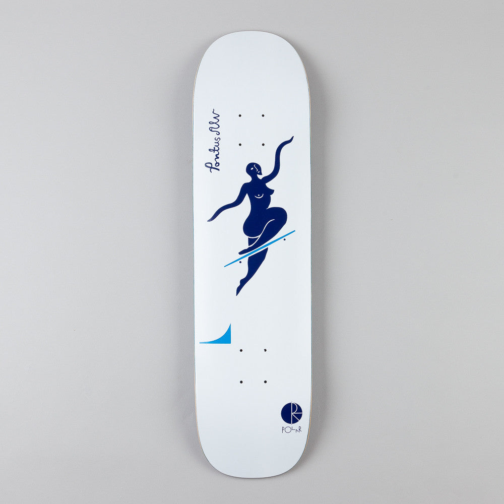 Polar Pontus Alv No Comply Deck White P3