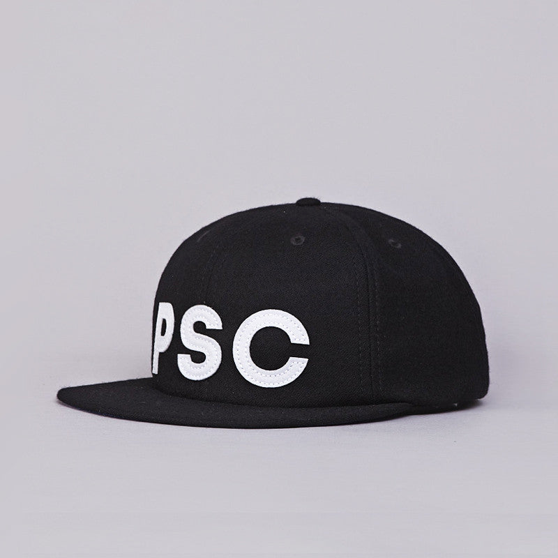 Polar PSC Light Wool Cap Black