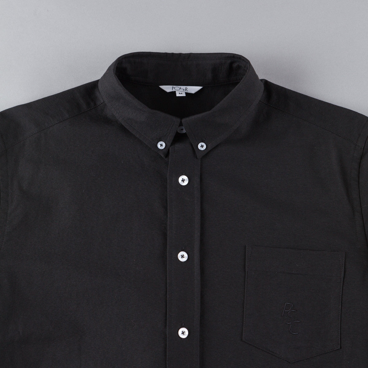 Polar PSC Long Sleeve Shirt - Black