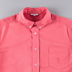 Polar PSC Long Sleeve Shirt - Coral