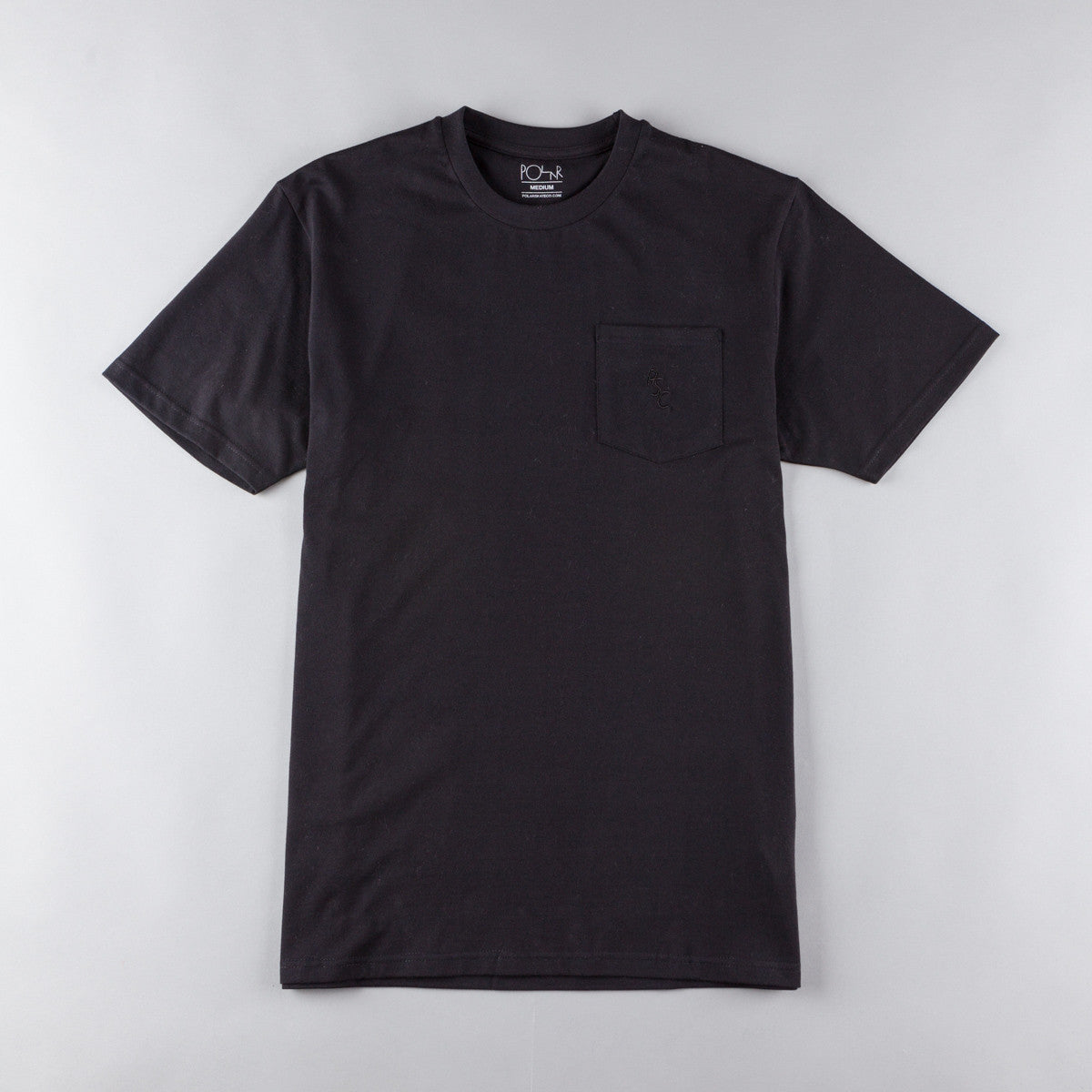 Polar PSC Pocket T-Shirt - Black