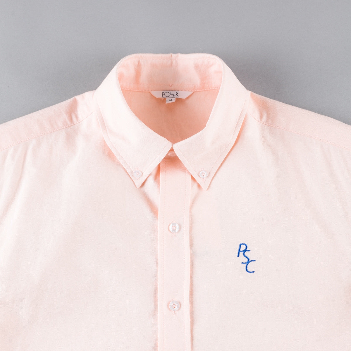 Polar PSC Short Sleeve Shirt - Peach